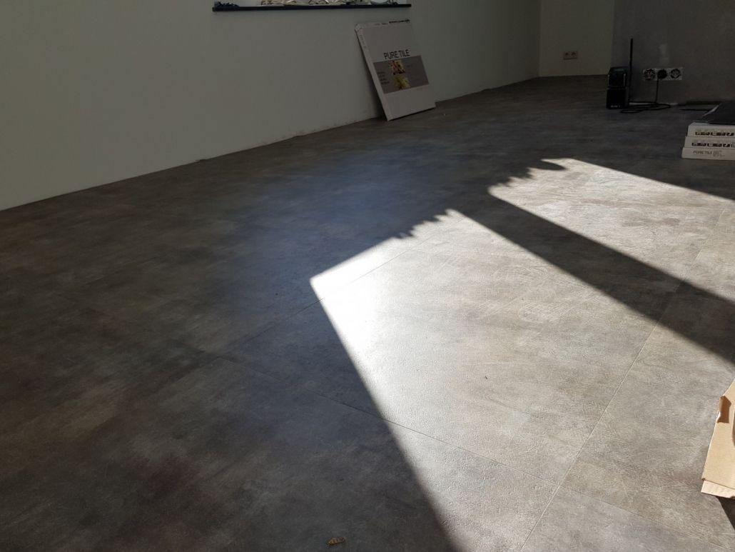 Betonlook Pvc Tegels : Pvc vloeren kopen in friesland bij bax tegels